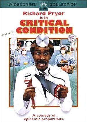 Critical Condition Poster