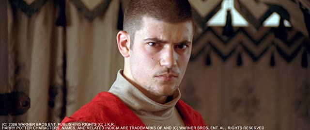 Stanislav Ianevski in Harry Potter and the Goblet of Fire (2005)