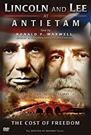 Lincoln and Lee at Antietam: The Cost of Freedom Poster