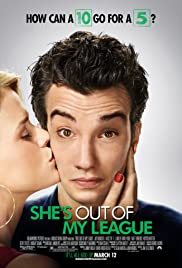 She's Out of My League (2010) Poster - Movie Forum, Cast, Reviews