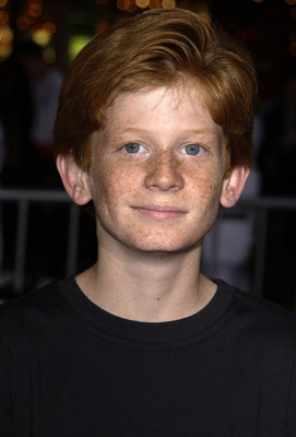 Austin Stout at an event for The Tuxedo (2002)
