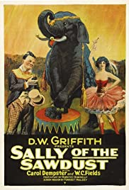 Sally of the Sawdust (1925) Poster - Movie Forum, Cast, Reviews