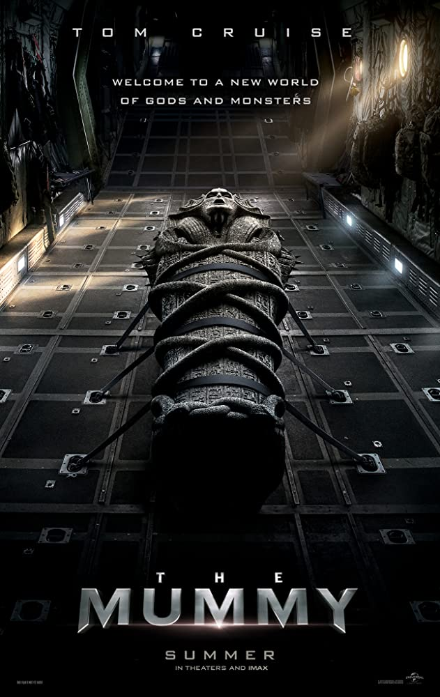 The Mummy poster do filme
