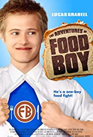 The Adventures of Food Boy (2008) Poster - Movie Forum, Cast, Reviews
