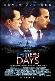 Thirteen Days Poster