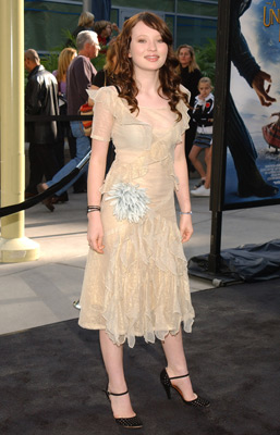Emily Browning at an event for A Series of Unfortunate Events (2004)