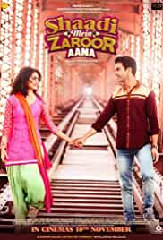Shaadi Mein Zaroor Aana 2017 Hindi WEBRip 700MB MKV