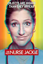 Nurse Jackie tv poster