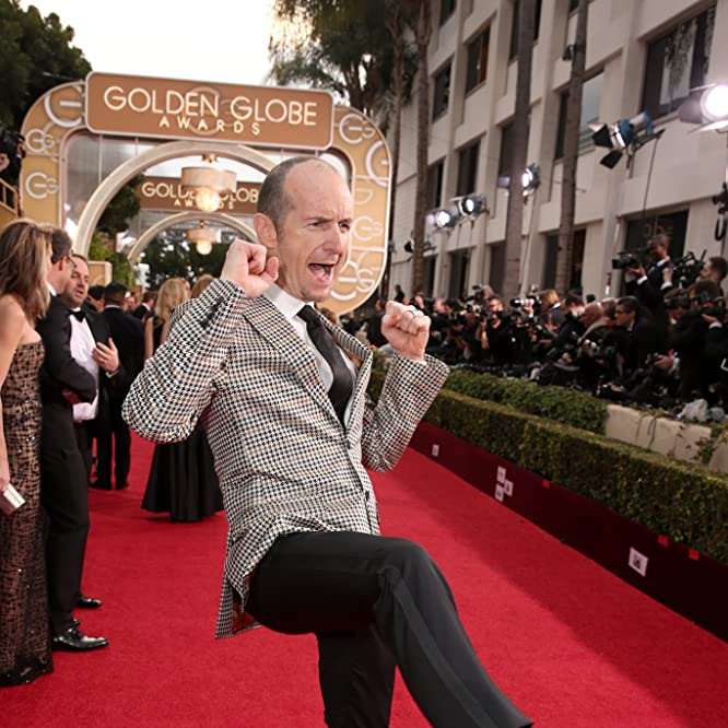 Denis O'Hare at an event for 73rd Golden Globe Awards (2016)