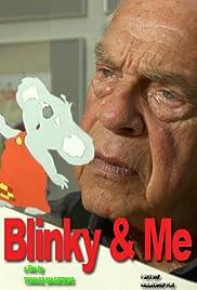 Blinky & Me Poster