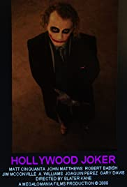 Hollywood Joker Poster