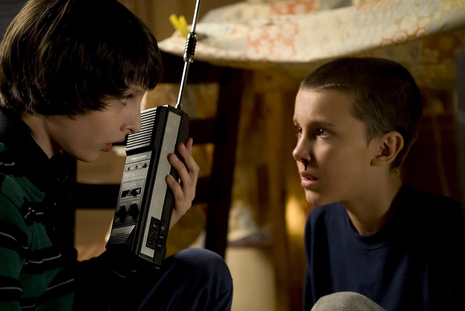 """Stranger Things"": Millie Bobby Brown ainda não sabe se estará na 2ª temporada"
