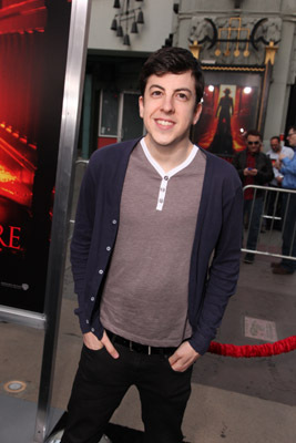 Christopher Mintz-Plasse at an event for A Nightmare on Elm Street (2010)