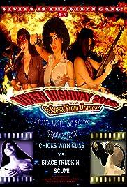 Vixen Highway 2006: It Came from Uranus! Poster