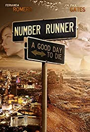 Number Runner Poster