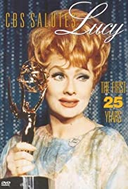 CBS Salutes Lucy: The First 25 Years Poster