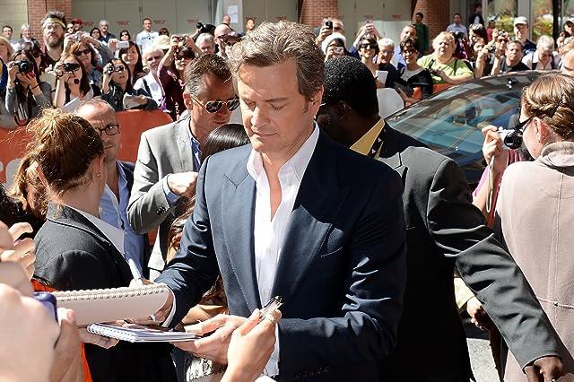 Colin Firth at Arthur Newman (2012)
