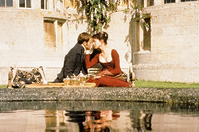 Jonny Lee Miller and Frances O'Connor in Mansfield Park (1999)