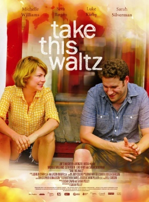 Seth Rogen and Michelle Williams in Take This Waltz (2011)