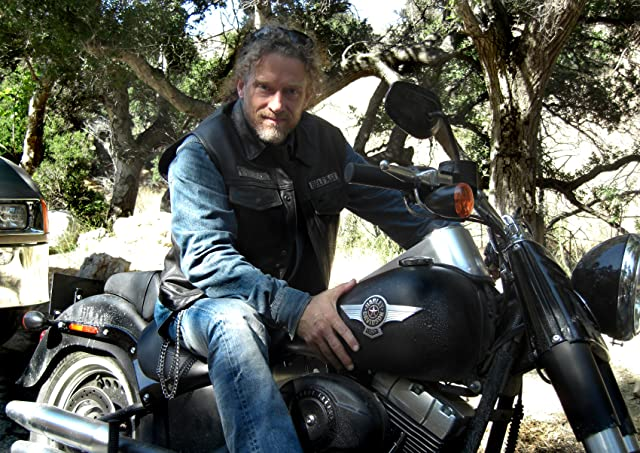 Sons of Anarchy Darin Heames