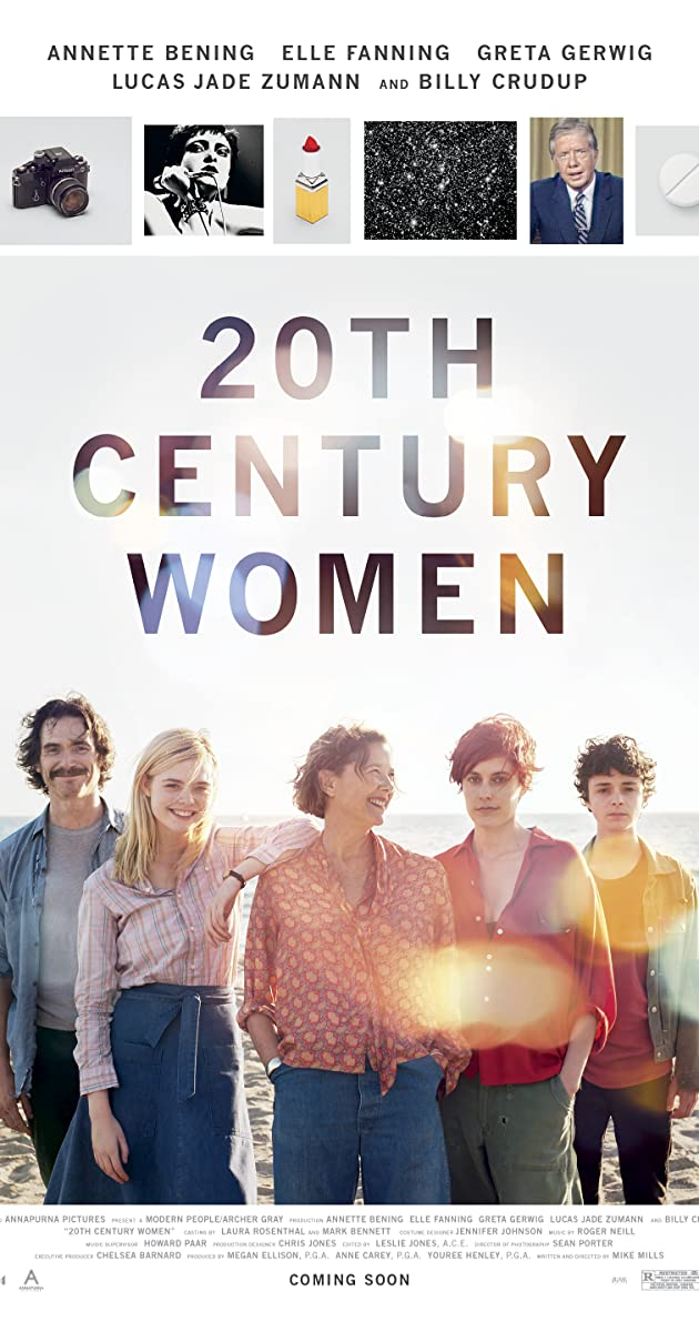 Image result for twentieth century women movie