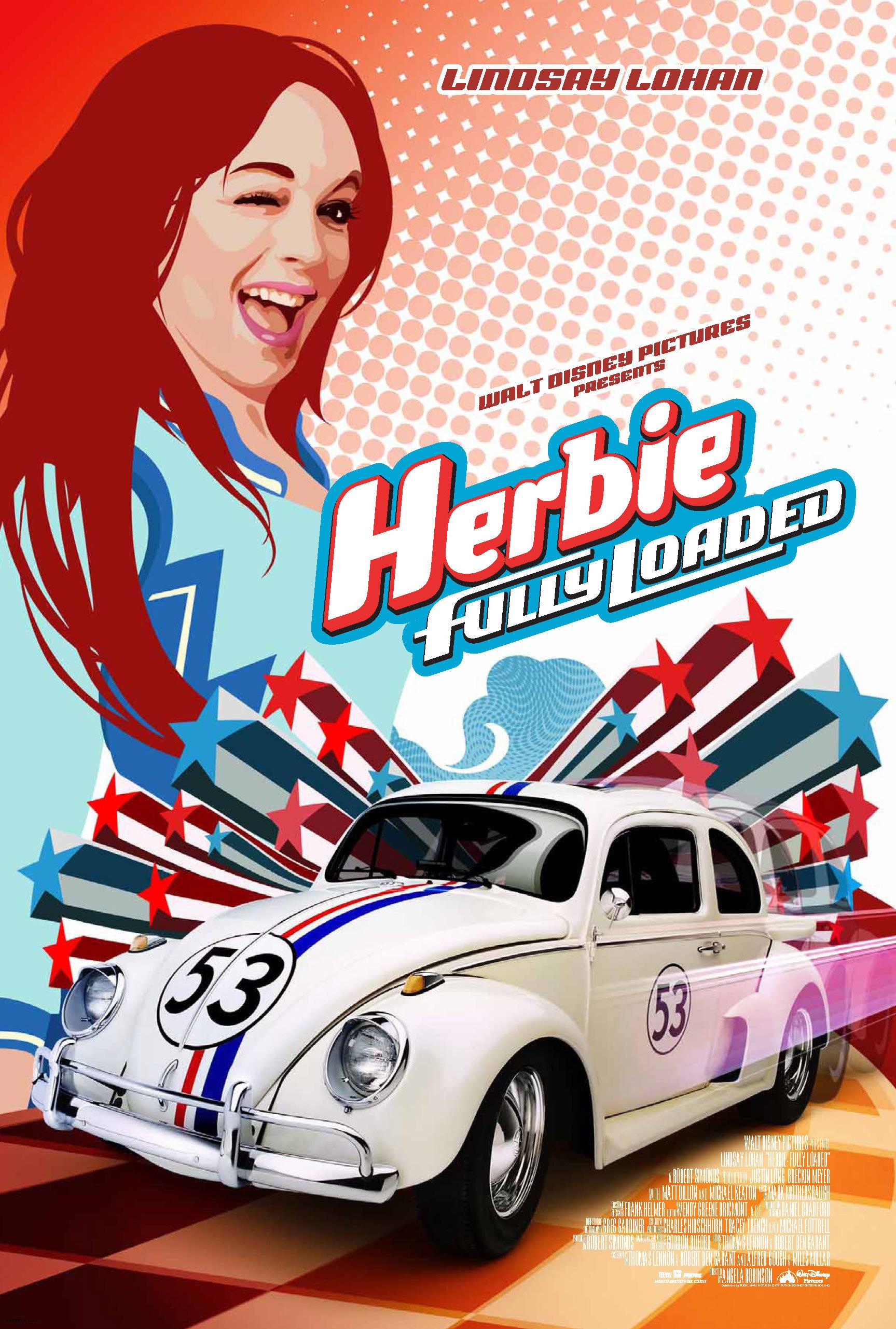 Image Herbie Fully Loaded Watch Full Movie Free Online