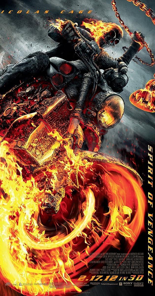 Ghost Rider: Spirit of Vengeance (2011) 720p Bluray