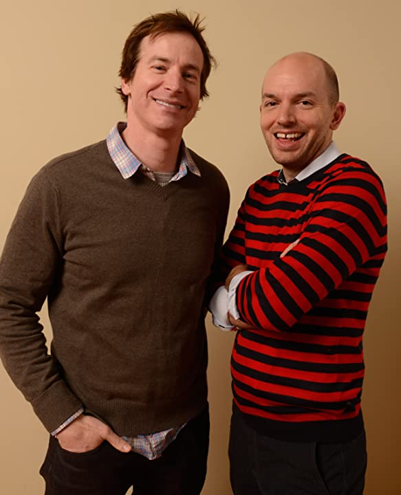 Rob Huebel and Paul Scheer at Hell Baby (2013)