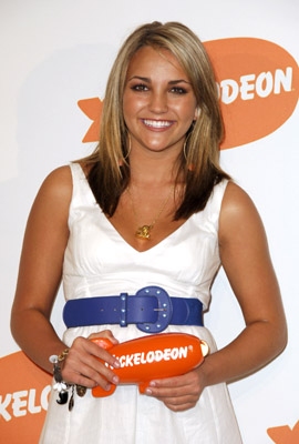 Jamie Lynn Spears at an event for Zoey 101 (2005)