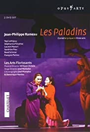 Les Paladins Poster