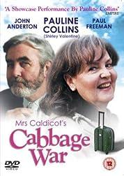 Mrs Caldicot's Cabbage War poster