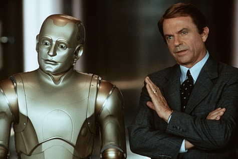 Sam Neill in Bicentennial Man (1999)