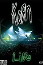 Image of Korn: Live