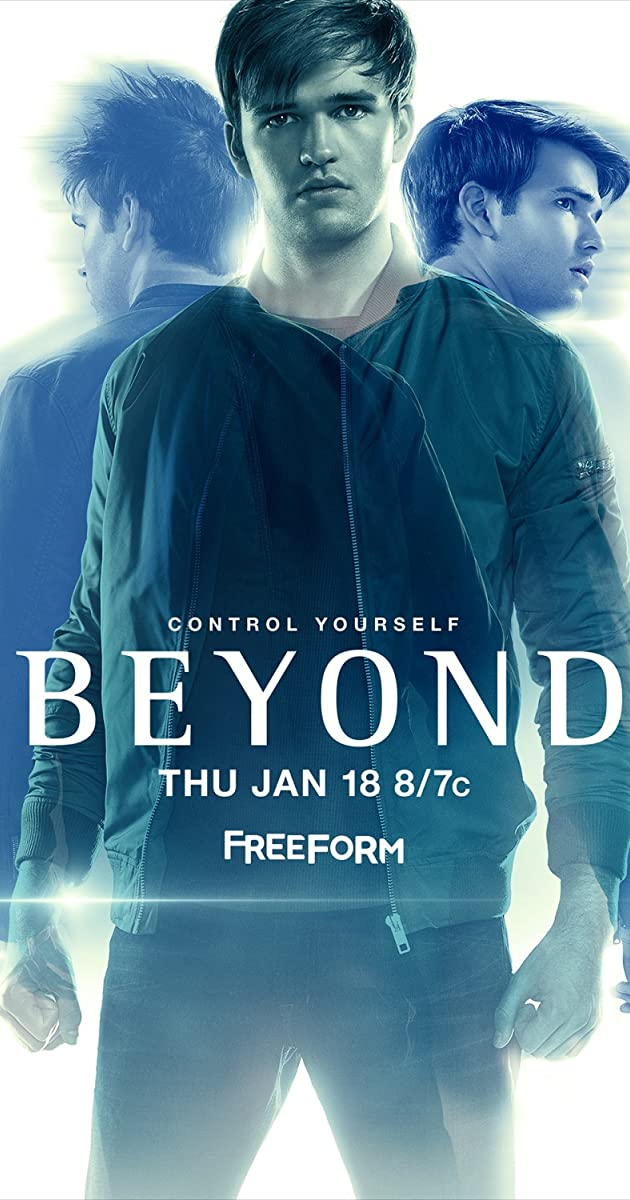 beyond tv series 2016 imdb