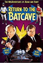 Primary image for Return to the Batcave: The Misadventures of Adam and Burt