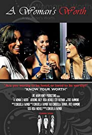 A Woman's Worth Poster