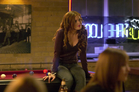 Isla Fisher in The Lookout (2007)