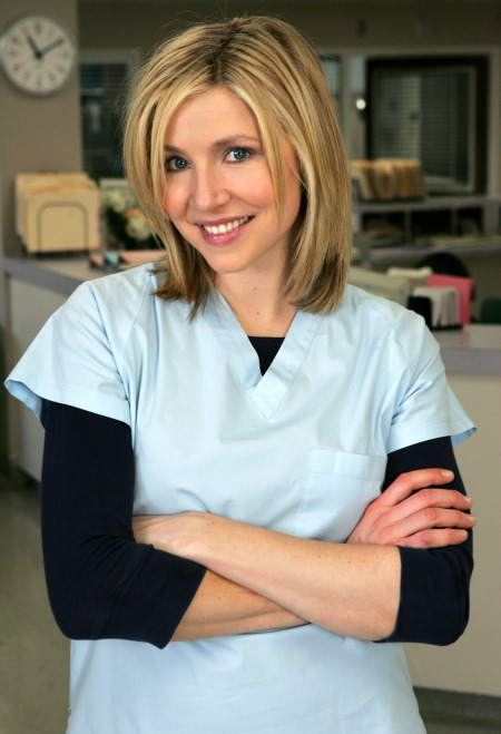 Sarah Chalke in Scrubs (2001)