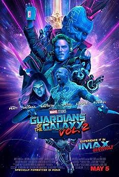 Bradley Cooper, Chris Pratt, Michael Rooker, Zoe Saldana, Dave Bautista, Karen Gillan, and Pom Klementieff in Guardians of the Galaxy Vol. 2 (2017)