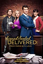 Signed, Sealed, Delivered: From Paris with Love (2015) Poster - Movie Forum, Cast, Reviews