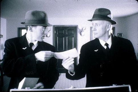 James Woods and Mark Polish in Northfork (2003)