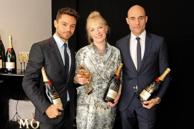 Lindsay Duncan, Mark Strong, and Dominic Cooper
