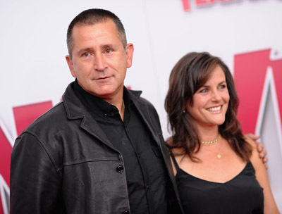 Anthony LaPaglia and Gia Carides at Year One (2009)