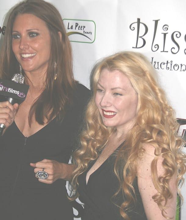 Kari Nissena RealTV Films interview on the red carpet