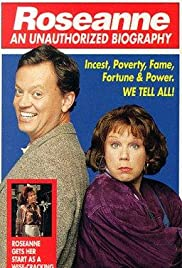 Roseanne: An Unauthorized Biography Poster