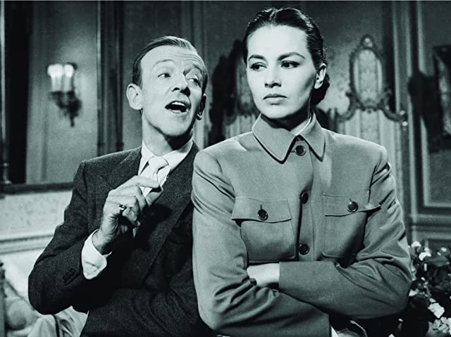 Fred Astaire and Cyd Charisse in Silk Stockings (1957)