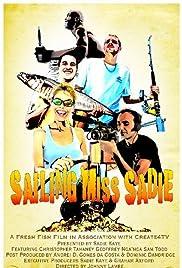 Sailing Miss Sadie Poster