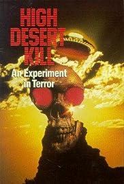 High Desert Kill(1989) Poster - Movie Forum, Cast, Reviews