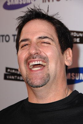 Mark Cuban at Into the Wild (2007)