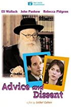 Image of Advice and Dissent